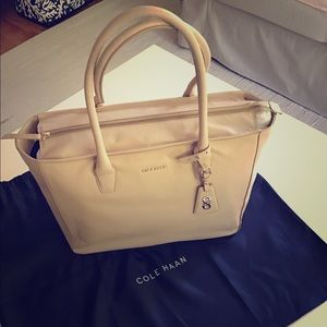 Cole Haan Isabella Tote in Froth
